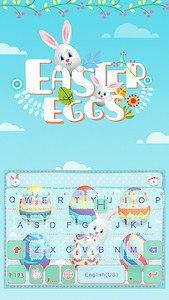 Easter Eggs EmojiKikaKeyboard