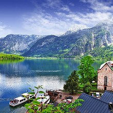 Beautiful Lake Hallstatt