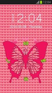 GO Locker Butterflies
