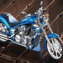 Honda Fury Motorcycle