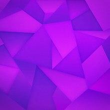 Nexus Triangles Purple