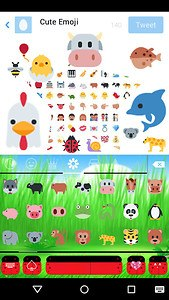 Emoji Keyboard-Cute & Colorful