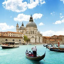 Venice Gondola Boats