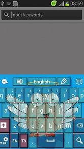 Virgo Keyboard