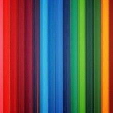 Multicoloured Strips