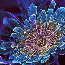 Beautiful Neon Flower