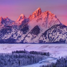 Grand Teton National Park Mountains