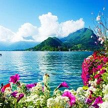 Beautiful Mountains & Ocean
