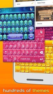 Redraw Keyboard Emoji & Themes