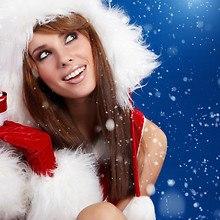 Girl Santa Outfit