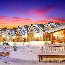 Winter Huts