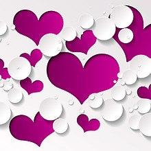 Purple Hearts 3D