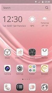 Pink Silk Theme
