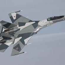 Sukhoi Su-35 Aircraft