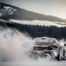 McLaren P1 Supercar Camouflage