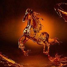 Fluid Horse