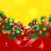 Christmas Garland Graphics