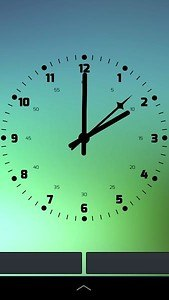 Live Wallpaper of Clock