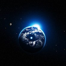 The Blue Planet