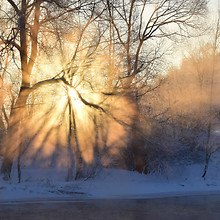 Early Morning Winter