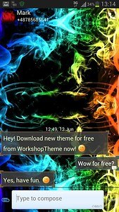 Top Free Samsung Galaxy Grand Prime Themes - Download Android Themes