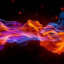 Flame Waves