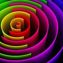 Cool 3D Spiral