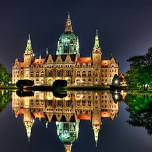 New City Hall - Hannover