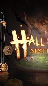 Next Launcher Theme Halloween