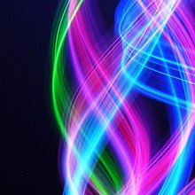 Neon Abstract
