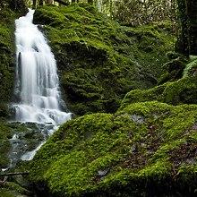 Steep Waterfall