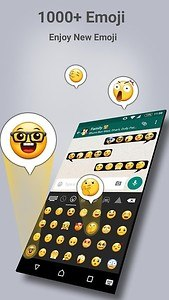 Emoji Android L Keyboard