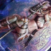 Mythical Warrior Girl