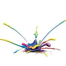 Color Splash Screen