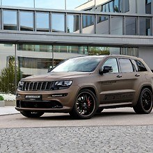 Geiger Cars Jeep Grand Cherokee SRT