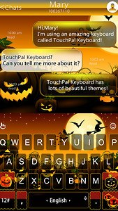 Harvest Moon Keyboard Theme