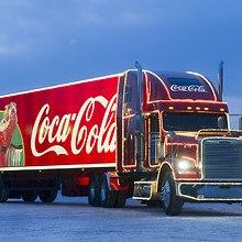 Coca Cola Holiday Truck