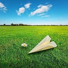 Paper Aeroplane LG G2