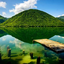 Bosnia And Herzegovina Lake