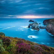 Land's End - Cornwall England