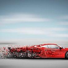 Ferrari Abstract