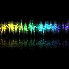Bokeh Rainbow