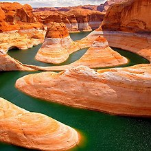 Canyon Winding River