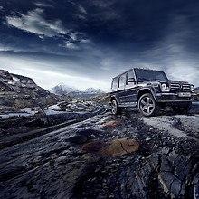 Mercedes-Benz G-Class 4x4