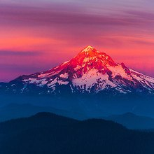 Mount Hood Fiery Summit