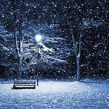 Snowfall Winter