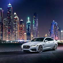Jaguar XF AWD Sport 2015