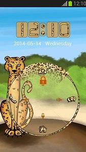 GO Locker Leopard