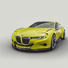 2015 BMW CSL Tribute