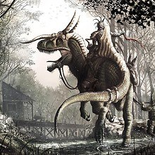 Riding The Dragon